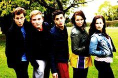 Our fabulous cast!