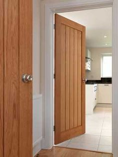 Why choose oak internal doors for your home?