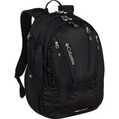 Columbia Sportswear Monument Day Pack Black * This is an Amazon Affiliate link. You can get more details by clicking on the image.