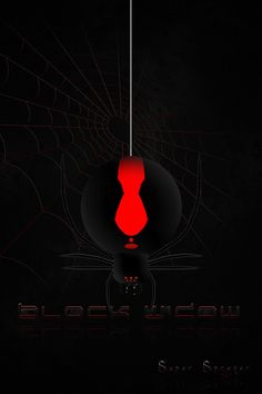 Black Widow WP by GVAR-Photography