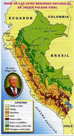 PARA MIS TAREAS: MAPA DE LAS OCHO REGIONES NATURALES DEL PERÚ http://paramitarea.blogspot.com/2011/08/mapa-de-las-ocho-regiones-naturales-del.html