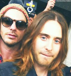 30 seconds to Mars & Shannon leto ₪ ø lll ·o.
