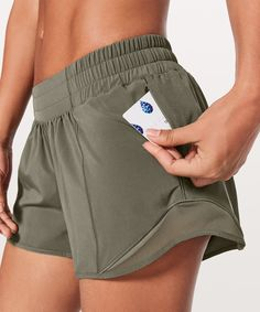 Hotty Hot Short II Long - Max out your stride in these shorts designed with extra room to let you move freely. Made with Swift fabric that is four-way stretch, sweat-wicking, and lightweight. Cute Gym Outfits, Sporty Outfits, Workout Attire, Workout Gear, Low Rise Shorts, Athleisure Outfits, Running Shorts, Aesthetic Clothes, Gym Shorts Womens