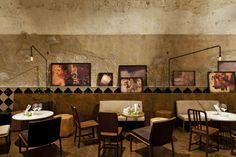 JAJO wine bar restaurant by Dan Troim, Tel Aviv – Israel » Retail Design Blog