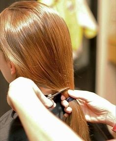 Long Hair Cut Short, Long Layered Hair, Punishment Haircut, Forced Haircut, Donating Hair, Bobby, Shaved Hair Women, Long Hair Ponytail, Hair Cutter