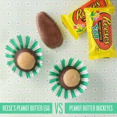 Healthy Swaps for Your Favorite Easter Treats: Instead of Reese's Peanut Butter Egg, Try Ohio Buckeyes   CookingLight.com