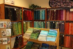 Suzanne's Quilt Shop in Moultrie, Georgia offering quilt supplies ...
