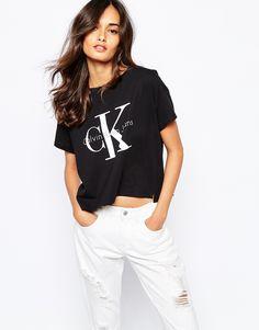 CK tee-shirt