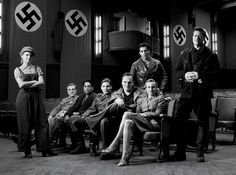 Inglourious Basterds Cast