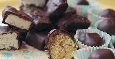 Nøttekuler: Smarte konfektbiter!
