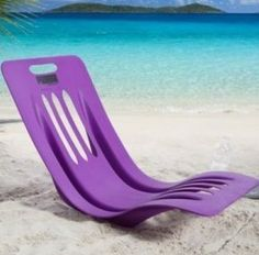 The Pizazz Chair..I don't know about this one...looks uncomfortable