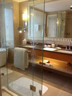 Bathroom Designs In Mumbai novotel mumbai juhu beach: it is a small bathroom but the lights