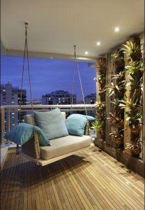 idees mpalkoni kounia Wonderful ideas for decorating a small balcony