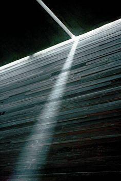 Tageslicht-Award für Therme Vals - Höchst dotierter Schweizer Architekturpreis für Peter Zumthor | Medienmitteilung VELUX STIFTUNG
