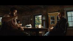 Inglourious basterds opening scene