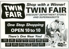 Twin Fair ~ I remember going here with my mom and grandpa when I was in elementary school