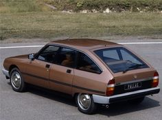 Citroën GSA Pallas