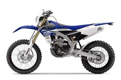2017 Yamaha WR450F Off-Road Motorcycle
