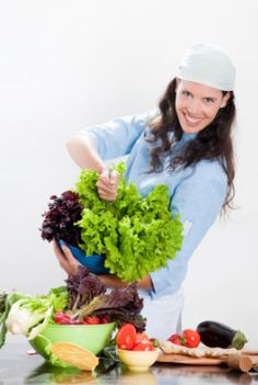 Increase the Fresh Raw Vegetables & Fruit in Your Diet with these Recipes