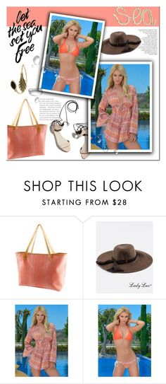 """Sea!"" by helenevlacho ❤ liked on Polyvore featuring 3.1 Phillip Lim"