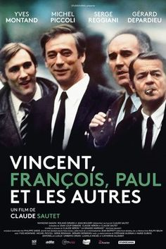 #WaTcH ~ DownLoaD : Vincent, Francois, Paul and the Others (1974) Full Movie