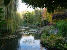 Monet's garden Giverny