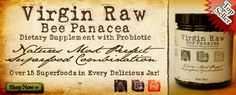 Virgin Raw provides the best raw superfoods, super fruits, herbs, teas, supplements and organic food products >> buy raw foods online, buy superfoods online, bee panacea, shop antioxidants online, shop vegan food online,whole superfoods supplements, superfood --> www.virginraw.com