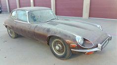 V12 In The Barn: 1972 Jaguar E-Type - http://barnfinds.com/v12-in-the-barn-1972-jaguar-e-type/