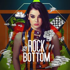 Hailee Steinfeld - Hailee Steinfeld - Rock Bottom made by ignaciossg