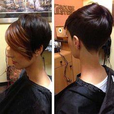 Best Hair Color for Pixie Cuts   Pixie Cut 2015