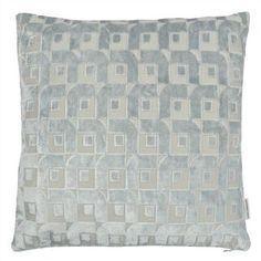 Pugin Zinc Cushion