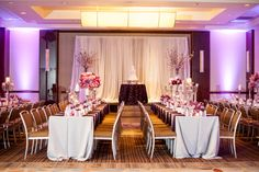 Table Decor by Southern Event Planners at The Westin Memphis, Courtesy of Bel Momento Photography