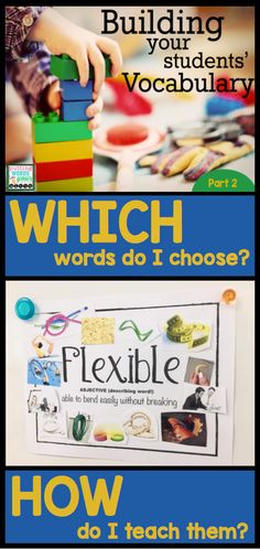 A blog series (with free downloads) about WHY to explicitly teach vocabulary, WHICH words to teach, and HOW to teach them {for grades K through 12}