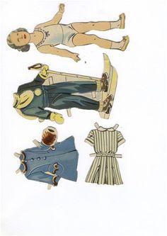 gamle påklædningsduk - www.art-ilsfort.dk
