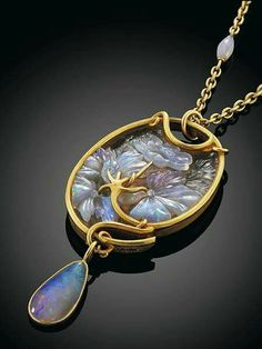 Joya de Rene Lalique