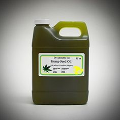 Hemp Seed Oil Organic Pure 32 Oz 1 Quart *** Check out this great product.