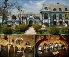 Belcourt Castle in Newport, Rhode Island_Halloween Wedding Site_wedding fashion finds