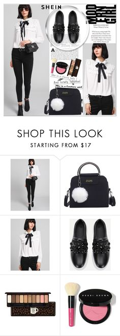 """""""Shein"""" by delina-noel ❤ liked on Polyvore featuring Etude House and Bobbi Brown Cosmetics"""