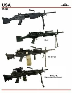 M-249 Series I really need this.