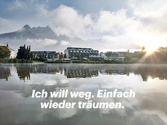 Urlaub direkt am See Spa Hotel, Mountains, Nature, Travel, Time Out, Vacation, Naturaleza, Viajes, Destinations