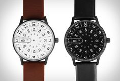 Lthr Supply T1 Watch
