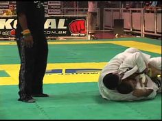 Marcelo Garcia vs Andre Galvao (two of the best in the world). Check out the sickness at 2:20. Garcia's about to get swept but takes the back instead.