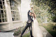 Bryllupsbilleder taget ved Varna Palæet, Aarhus. Fotograf Vores Store Dag Danmark. http://www.voresstoredag.dk