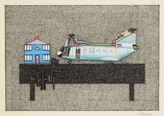 Leonard Rickhard - Drawing