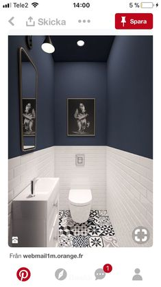 Shower Room Renovation Suggestions: bathroom remodel price, bathroom ideas for small restrooms, tiny bathroom layout suggestions. Small Downstairs Toilet, Small Toilet Room, Small Shower Room, Small Toilet Decor, Toilet Decoration, Shower Rooms, Bathroom Design Small, Bathroom Interior Design, Modern Bathroom