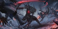 Matte Painting, Character Inspiration, Character Art, Character Design, Best Armor, Riot Games, Weapon Concept Art, Illustrations, Fantasy Artwork
