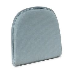 Klear Vu Essentials Melody GripperR Chair Pad In Blue PadsDining Room