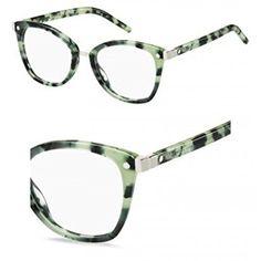 938f8f5080 Marc Jacobs Marc 24 0U1S Green Havana Eyeglasses