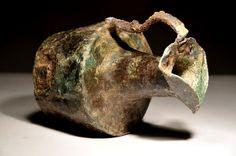 Ancient wine decanter.