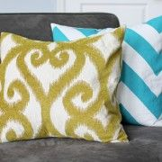 Projects   Teal and Lime